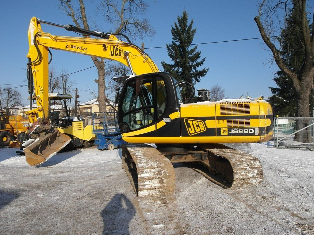 This is the most complete Service Repair Manual for the JCB JS200 JS210  JS220 JS260 Tracked Excavator.Service Repair Manual can come in handy  especially wh