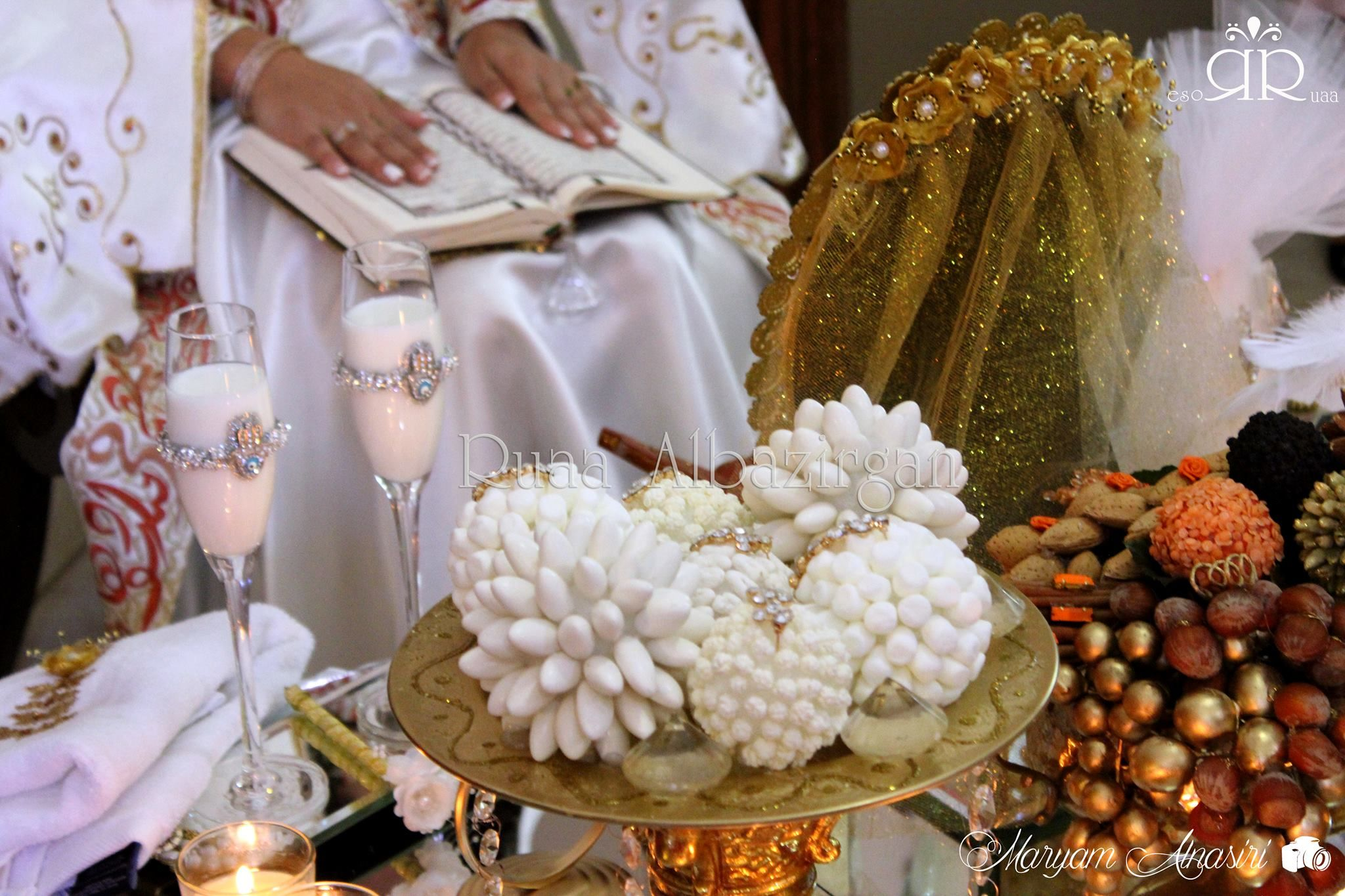 Seven Withe Iraqi Aghd Qaran By Ruaa Rose Henna Party Wedding Decorations Bride Photoshoot