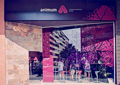 ESTRUCTURA - CONTACTO - Animum 3D School