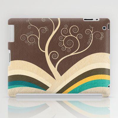 Pintando Landscapes iPad Case by Viviana González - $60.00