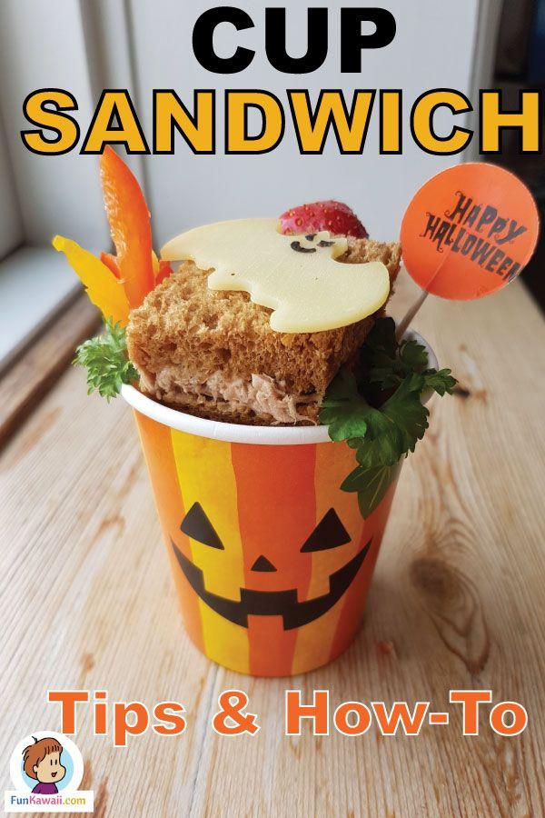 Halloween Food idea School Lunch/Party Idea for Kids halloween