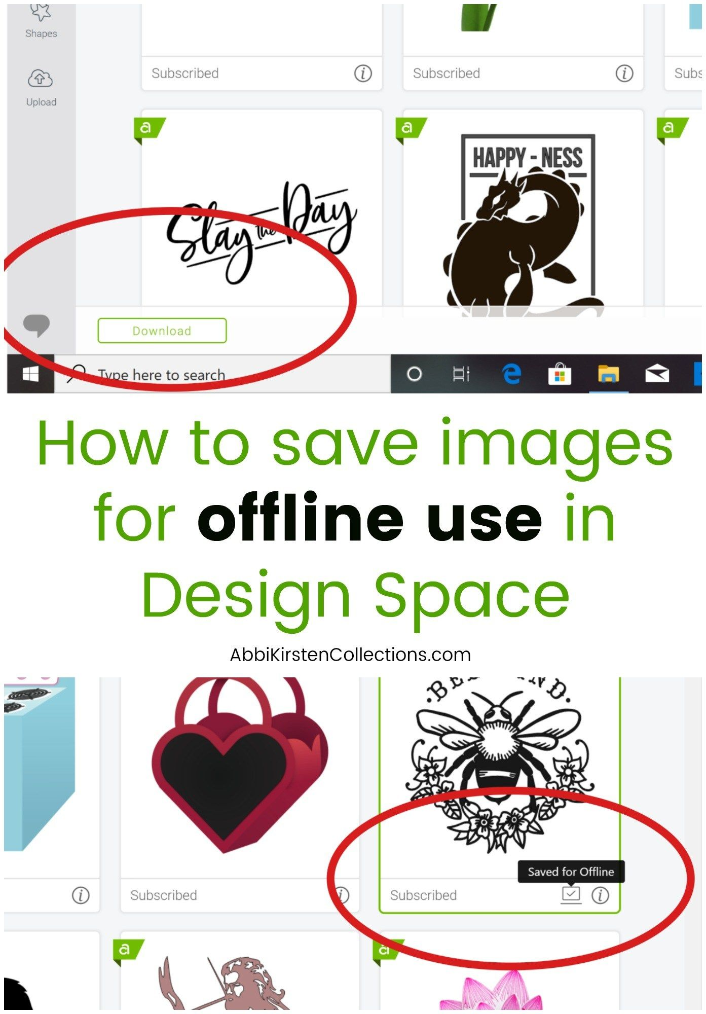 Cricut Design Space Download All About the New Offline