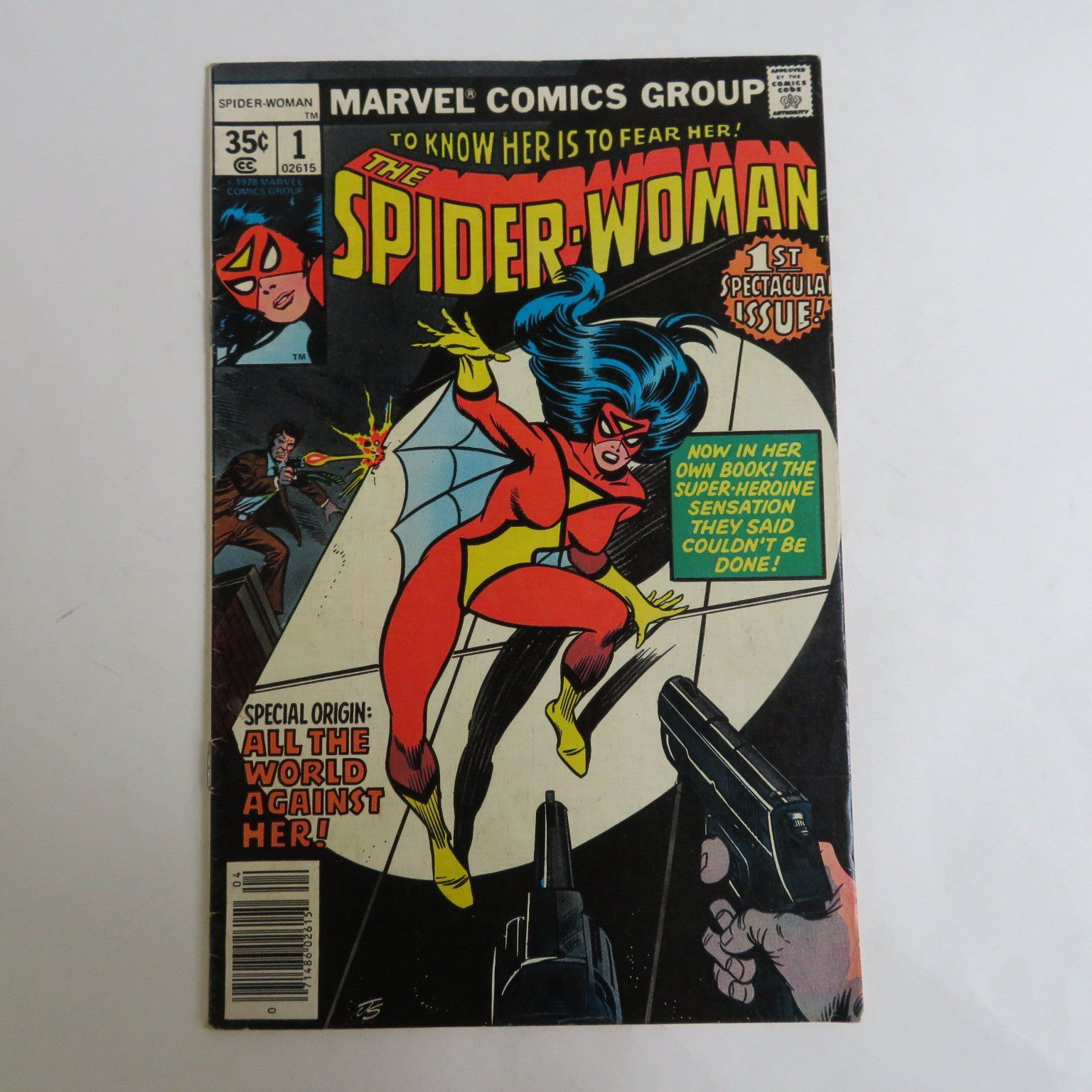 Spider Woman 1 1978 1st Spectacular Issue 1st series