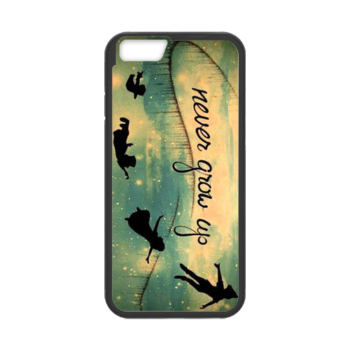 CaseCoco:Peter Pan Never Grow Up Case for iPhone 6 ID:14404-119753