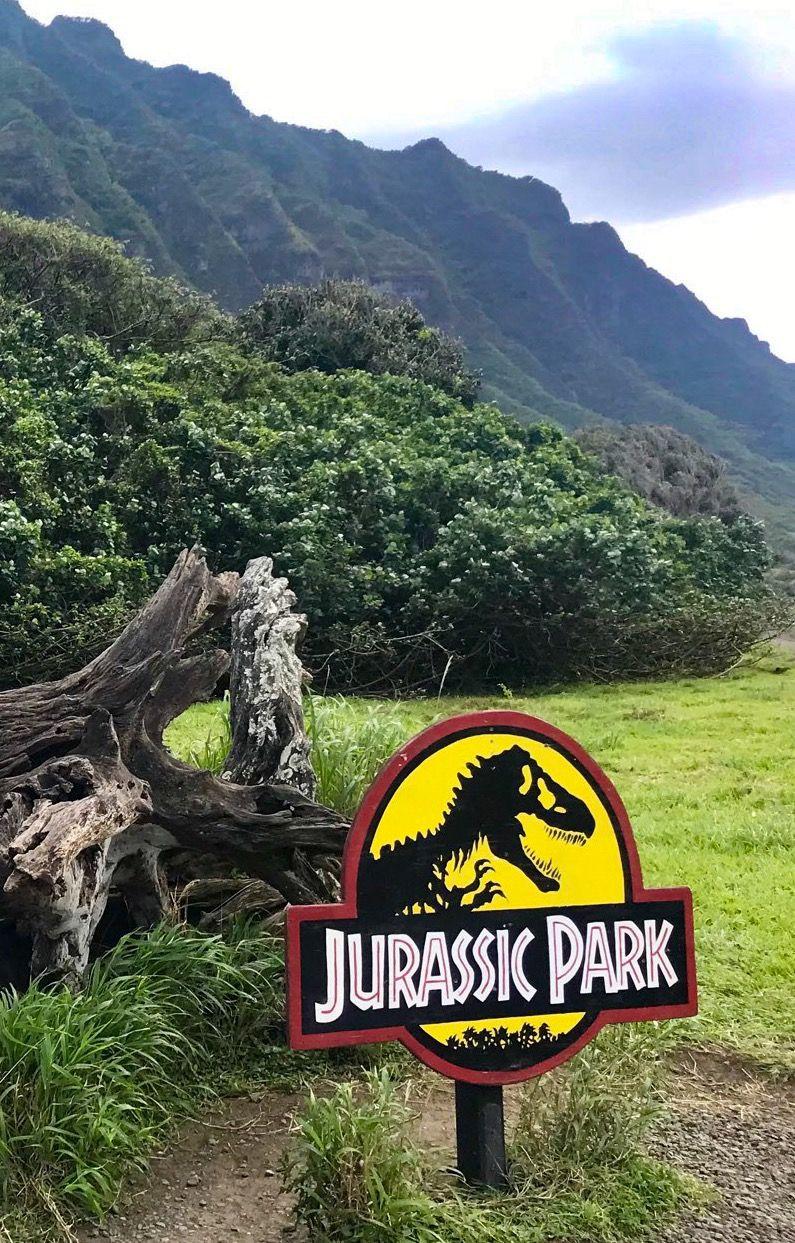 Jurassic park hawaii in 2020 kualoa ranch jurassic park