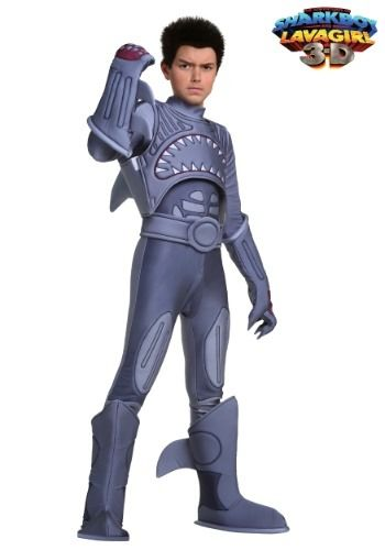 Sharkboy and Lavagirl Boys Sharkboy Costume Halloween Costumes and