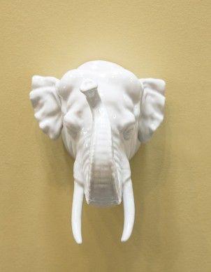 Tozai Home Elephant Trophy Head