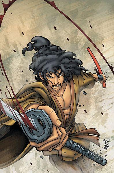 Jubei Ninja Scroll Ninja Scroll Anime Anime Canvas Samurai Warriors Anime