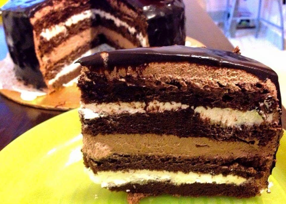 Baking's Corner: Secret Recipe Chocolate Indulgence Cake