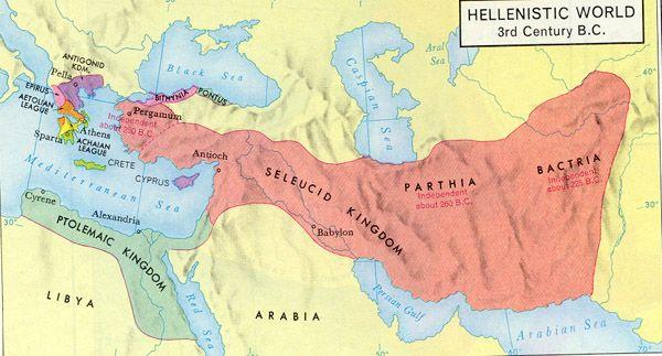 Hebrew Roots Movement u2013 The Issue of u201cHellenizationu201d Persian - best of world history maps thomas lessman