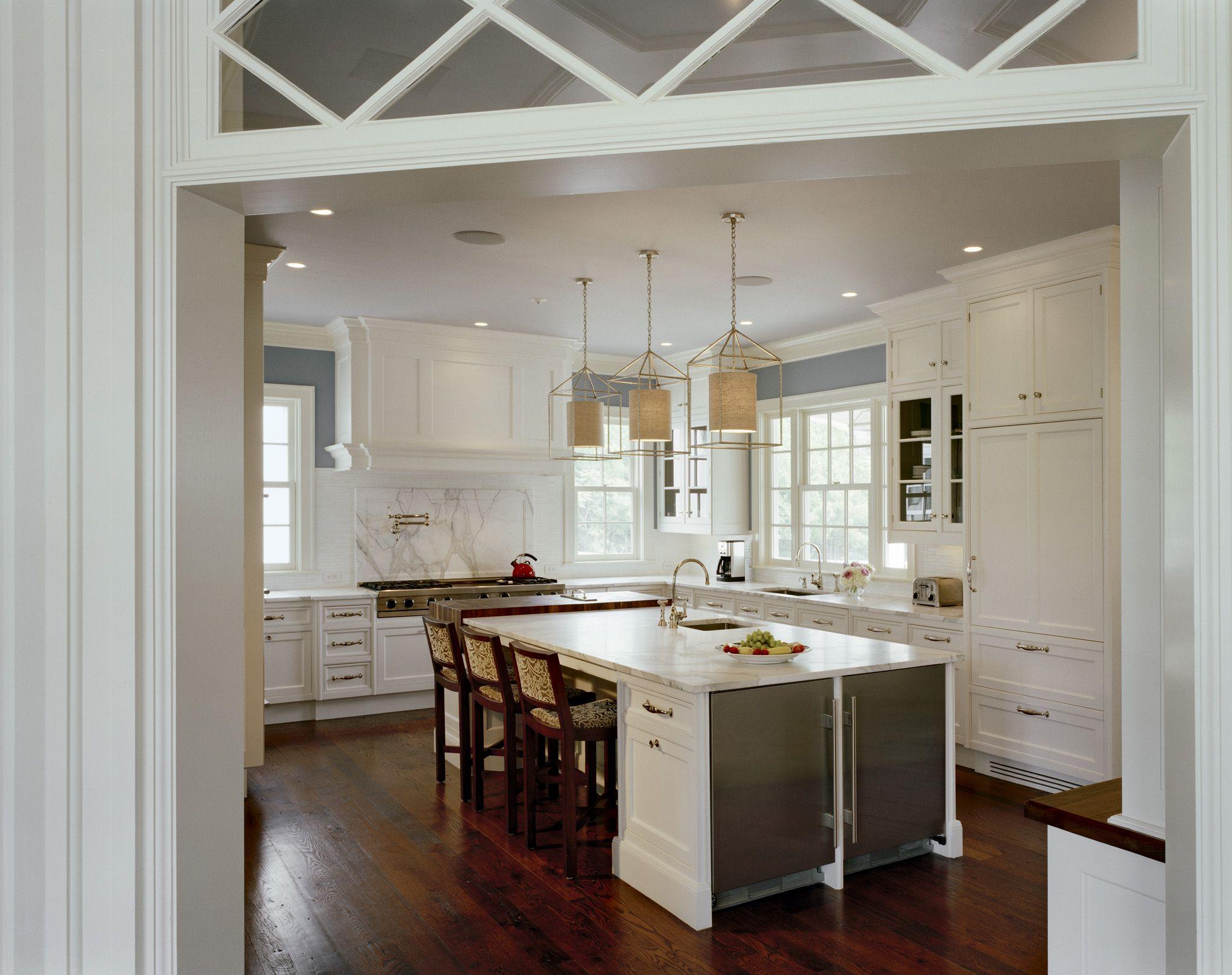 Douglas Vanderhorn Architects Transitional Kitchen In
