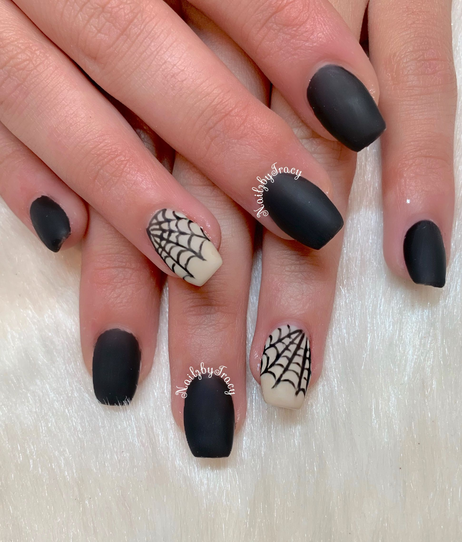 Halloween Nails | Nails, Halloween nails, Black nails
