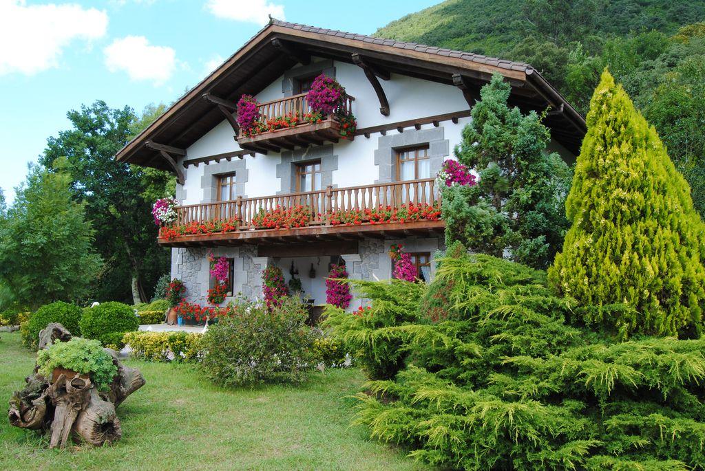 Caser o vasco portugalete y pa s vasco caserios vascos - Paginas de casas rurales ...