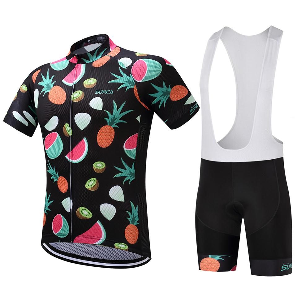 New Pro Team 2017 Cycling Jersey Bicycle Clothing Short Sleeve Bike jerseys  Breathable 9D PAD Bib pants shorts Ropa Ciclismo     AliExpress Affiliate s  Pin. e42fefec2