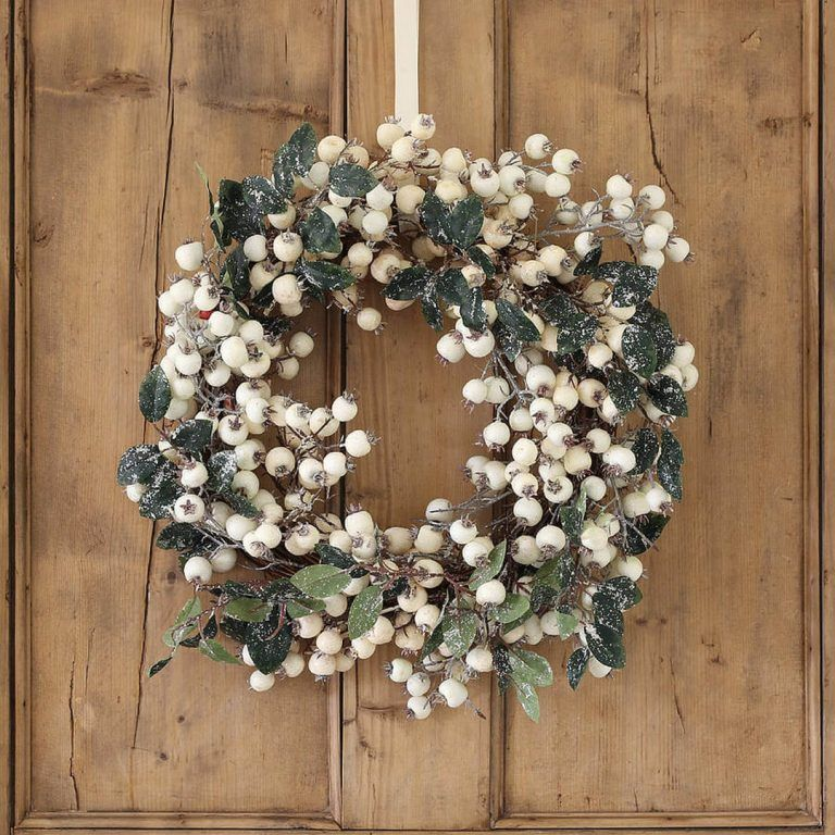 36 Creative Christmas Wreath Ideas That Will Beautify Your Day