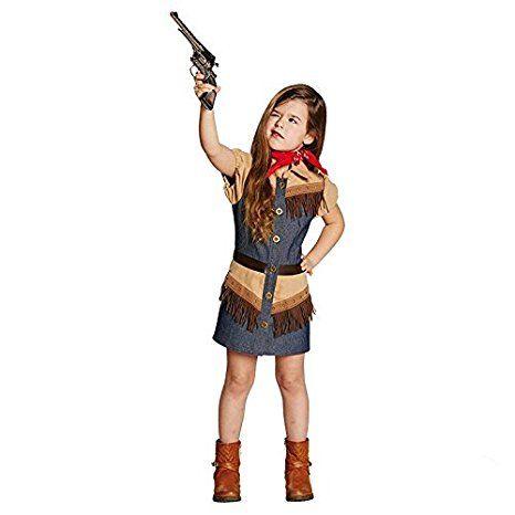 Kinder Kostum Cowboy Girl Cowgirl Karneval Fasching Grosse 152 Kostum