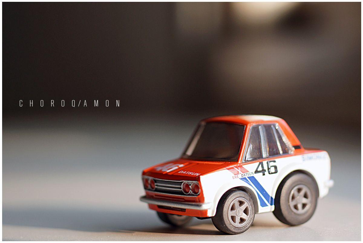 Choro Q Photobyamon Plastic Model Kits Toy Car Designer Toys