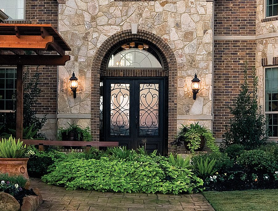 One Hump or Two: Choosing an Entry Door Style | Front entry, Doors ...