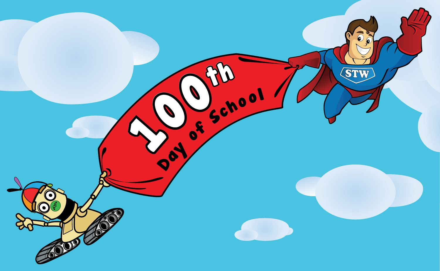 Celebrate 100 Days Of Learning With Our 100thdayofschool