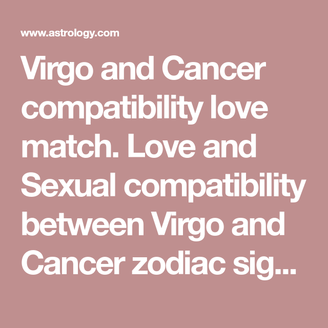 Day, purpose sexual compatibility between sign can