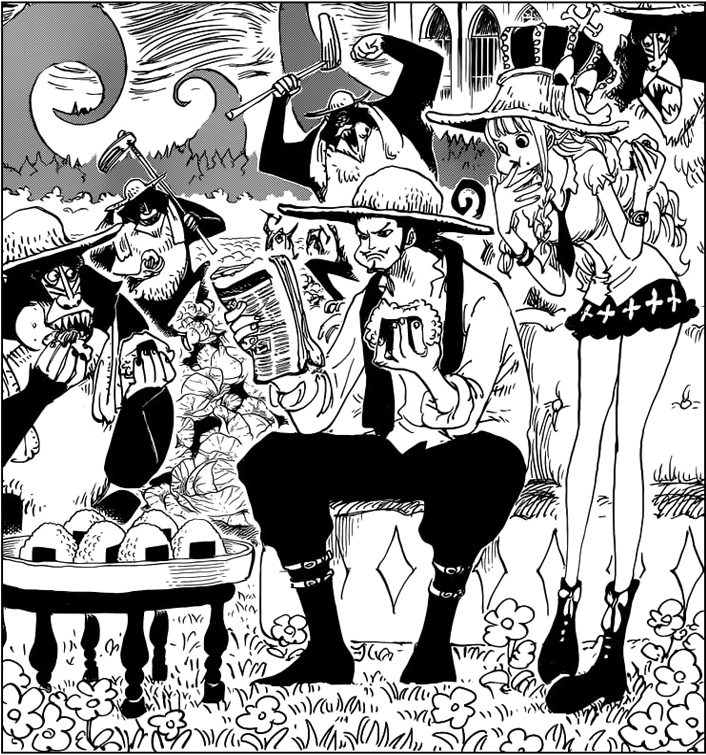 One Piece Manga Reddit 905: One Piece Manga Kapitel 826