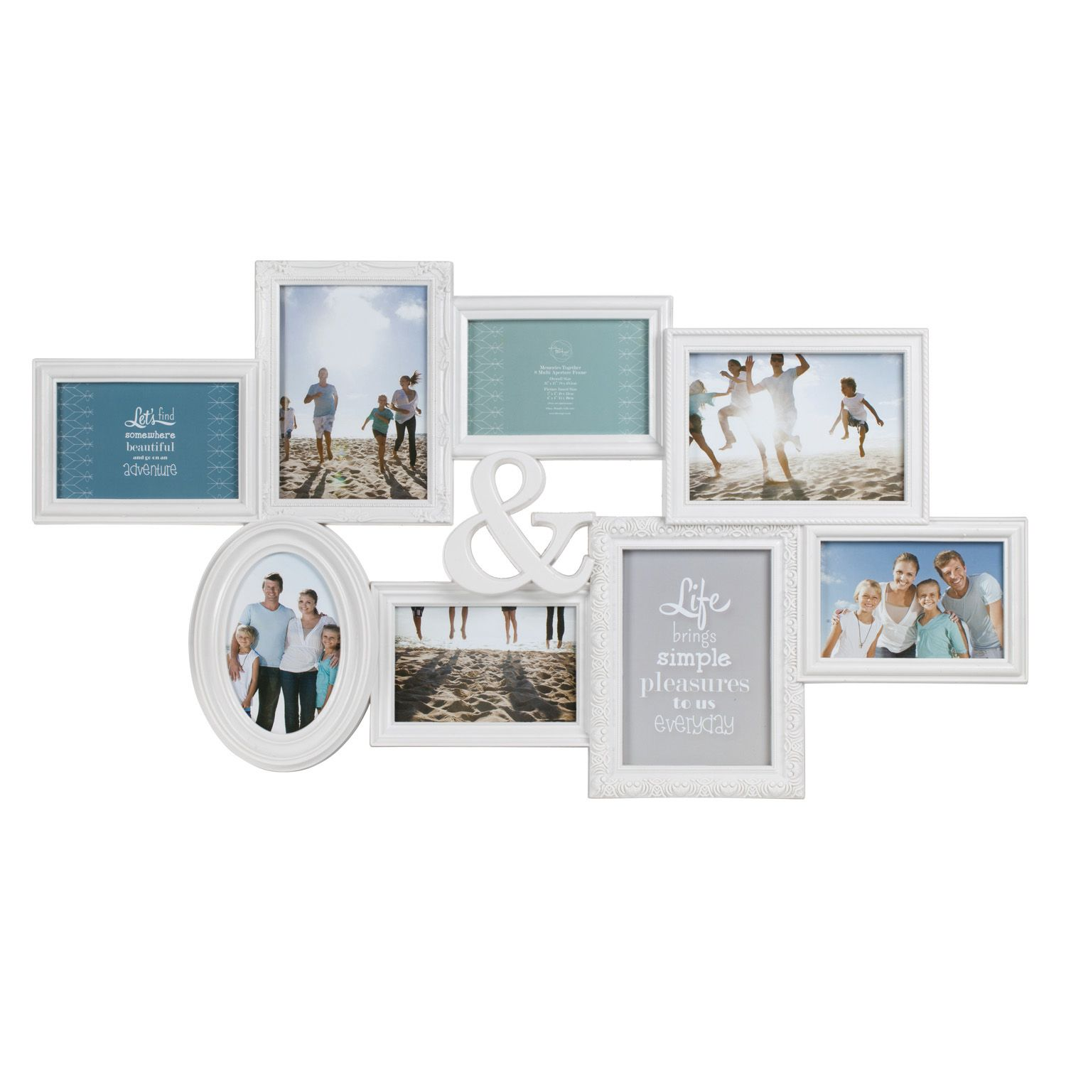 Display Your Favourite Memories In This Memories Together 8 Multi