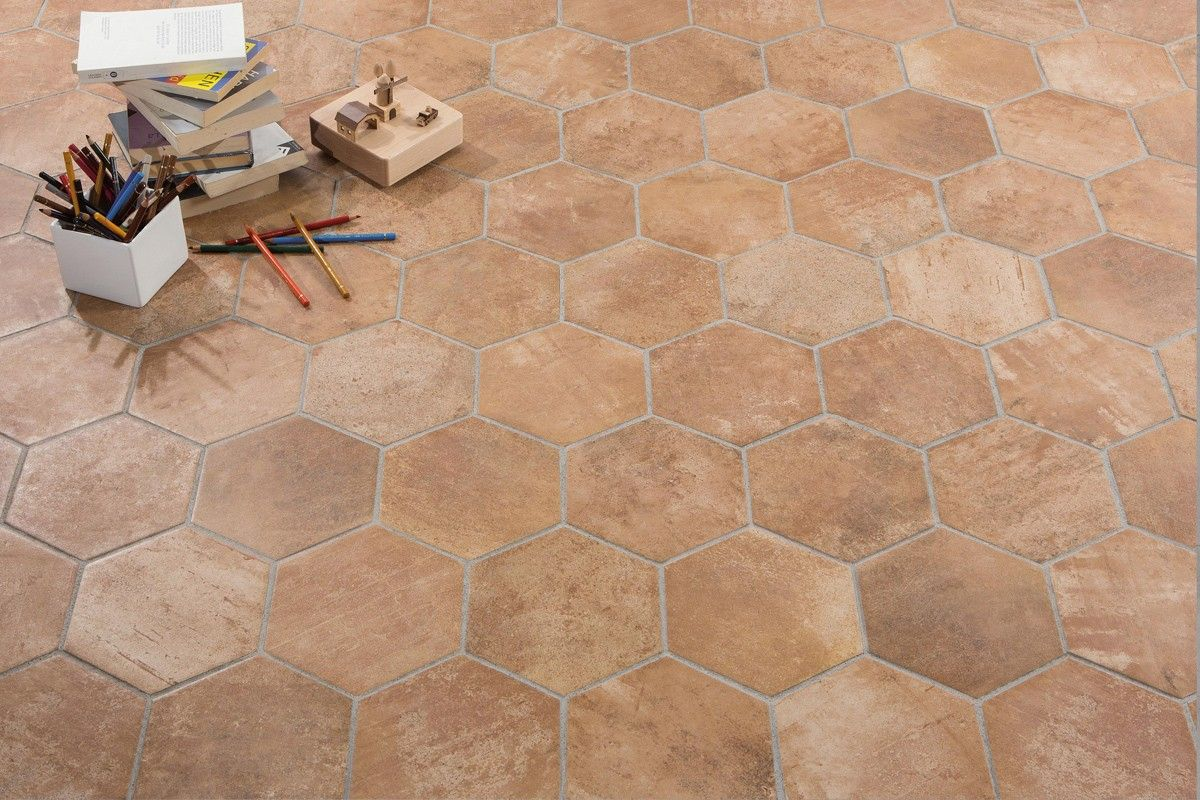 Pin di italian gres su pavimenti rustici nel 2019 flooring bathroom e home remodeling - Posare parquet flottante su piastrelle ...