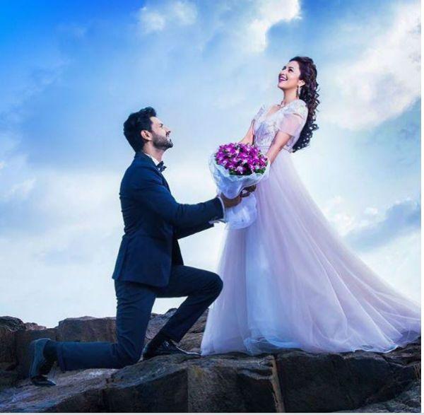 Divyanka Tripathi And Vivek Dahiya To Have A WEDDING SONG Of Their Own
