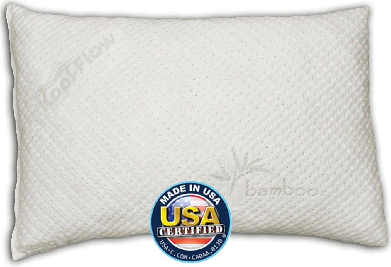 Robot Check Memory Foam Pillow Foam Pillows Side Sleeper Pillow