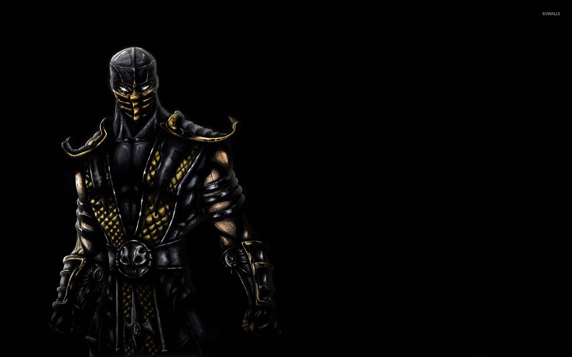 Scorpion Mortal Kombat X Get Over Here By Andrearoxa On Mortal
