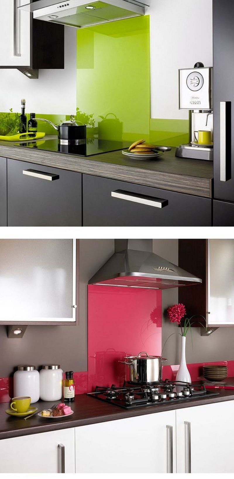 Color pop kitchen design interior decorating ideas kitchens nest also adorable with of rh in pinterest
