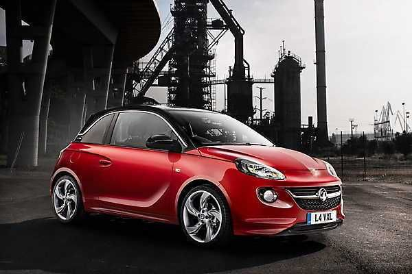 2018 2019 Opel Adam New Small Car 2018 2019 Opel Adam Opel