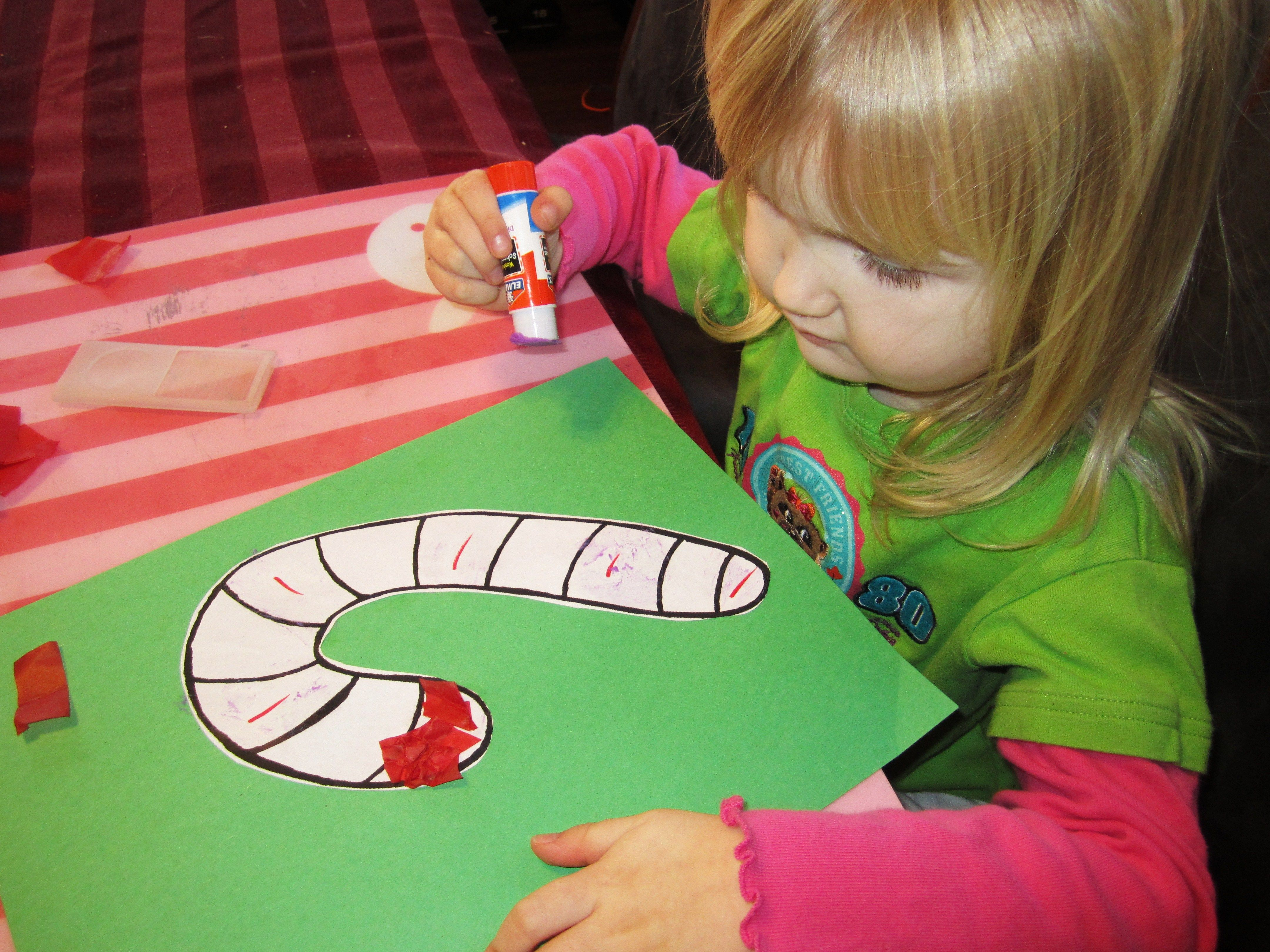 The Meaning Of The Candy Cane Craft