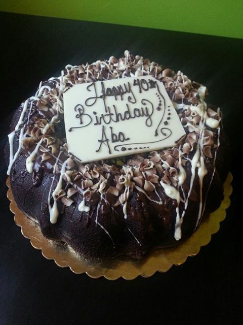 Chocolate Baileys Rum Cake Rum Cakes Pinterest Rum Cake Cake