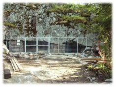 Susiluola - kivikauden aikainen asumus.