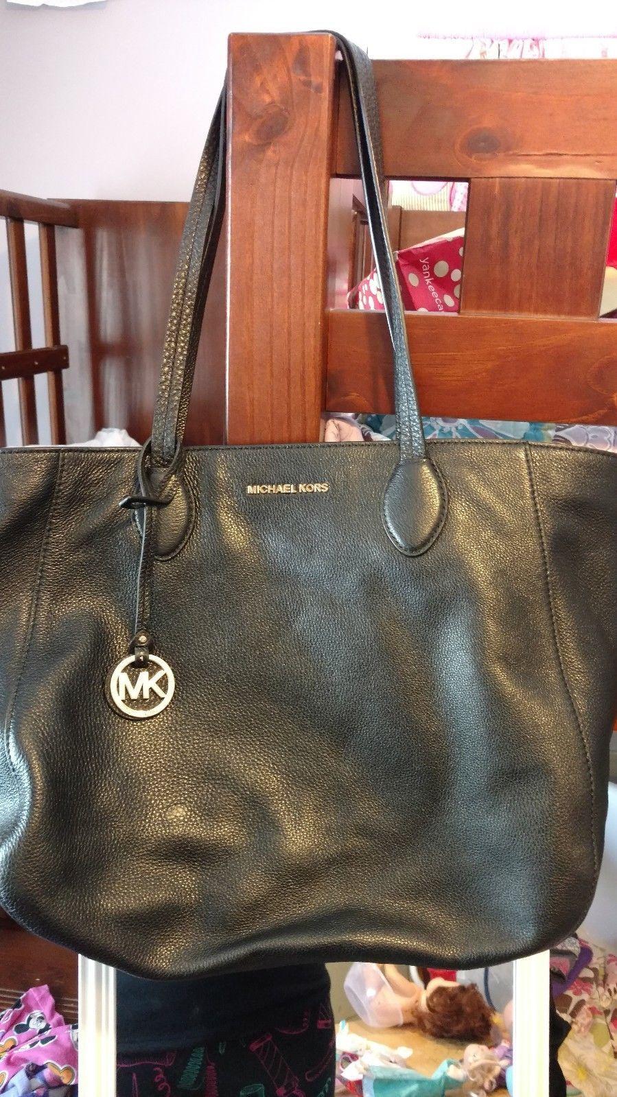 Mk Mickaelkors Windowpub Genuine Michael Kors Handbag