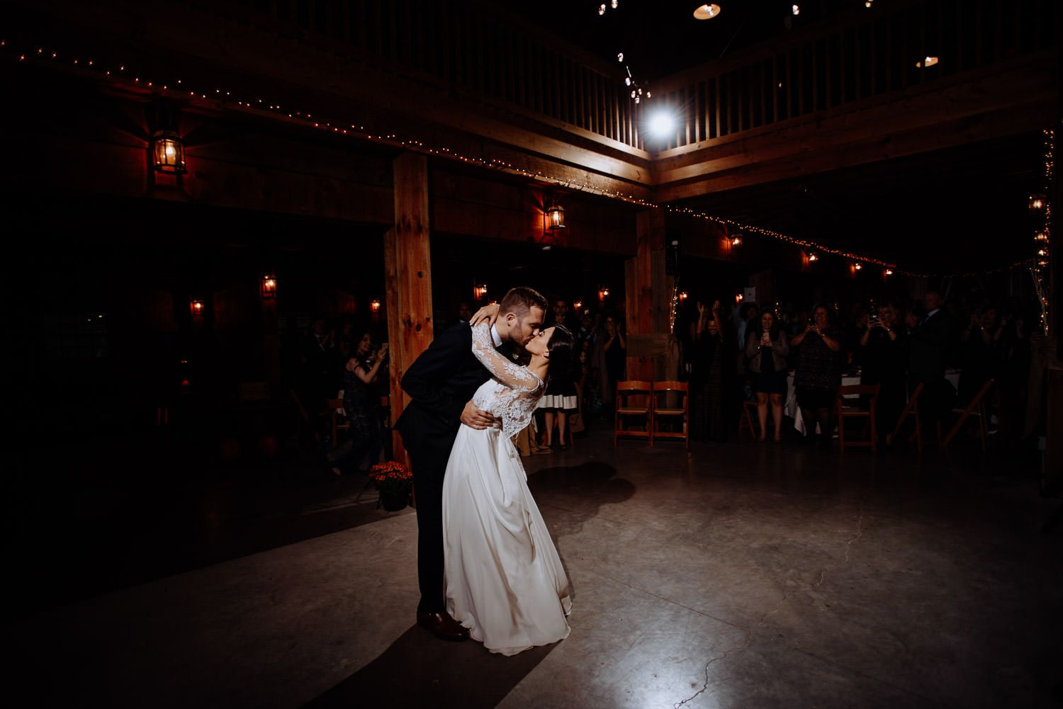 NY Barn Wedding Venue as captured by Samantha June of ...