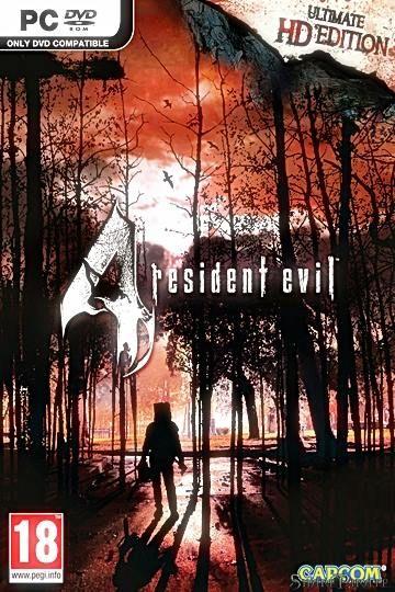 Resident Evil 4 Ultimate Hd Edition Reloaded Cover Resident Evil