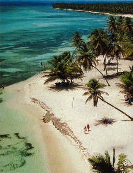 Isla Saona 3 Lugares Incriveis Lugares Mundo