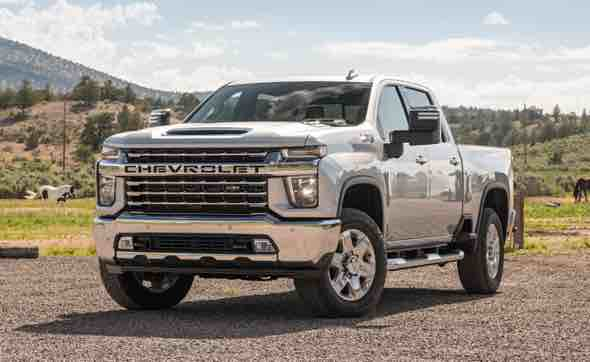 2020 Chevrolet Silverado 2500hd Specs Chevy Model Chevy Models