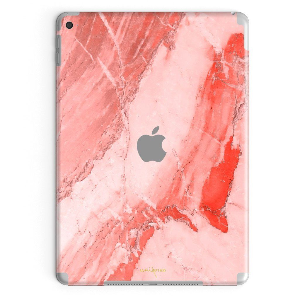 Coral Marble iPad 2/3/4 (2nd/3rd/4th Generation) Skin