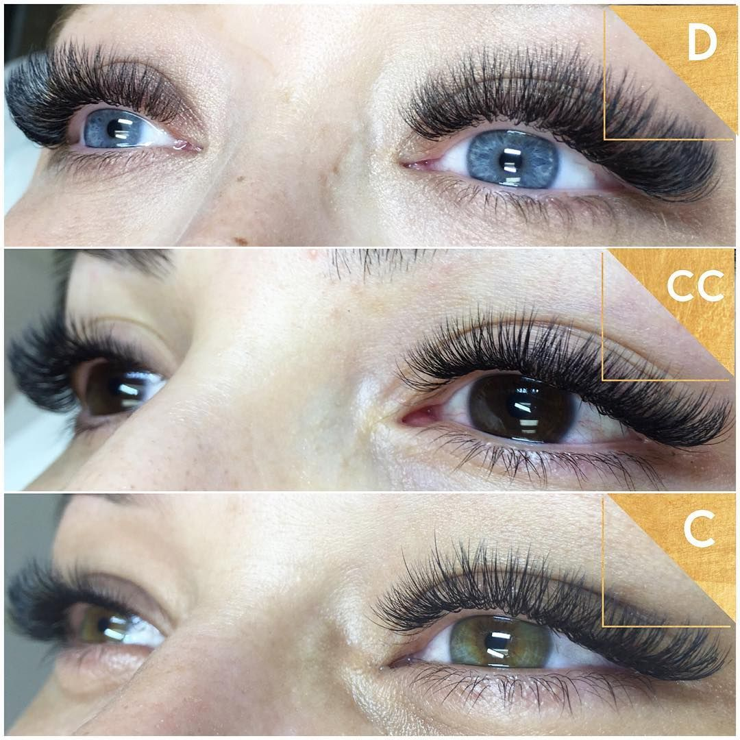 9f097fbe0f6 The CC Curl is my fav lately!! | C curl studio | Lashes, Eyelash ...