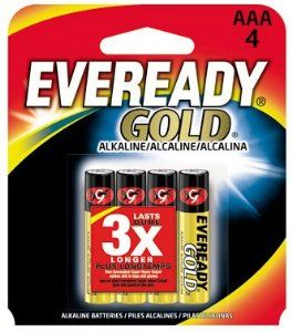 Energizer Aaa4 Eveready Aaa Alkaline Battery By Energizer 8 33 Electronics Model Aaa Eveready Gold How To Memorize Things Emergency Power Alkaline Battery