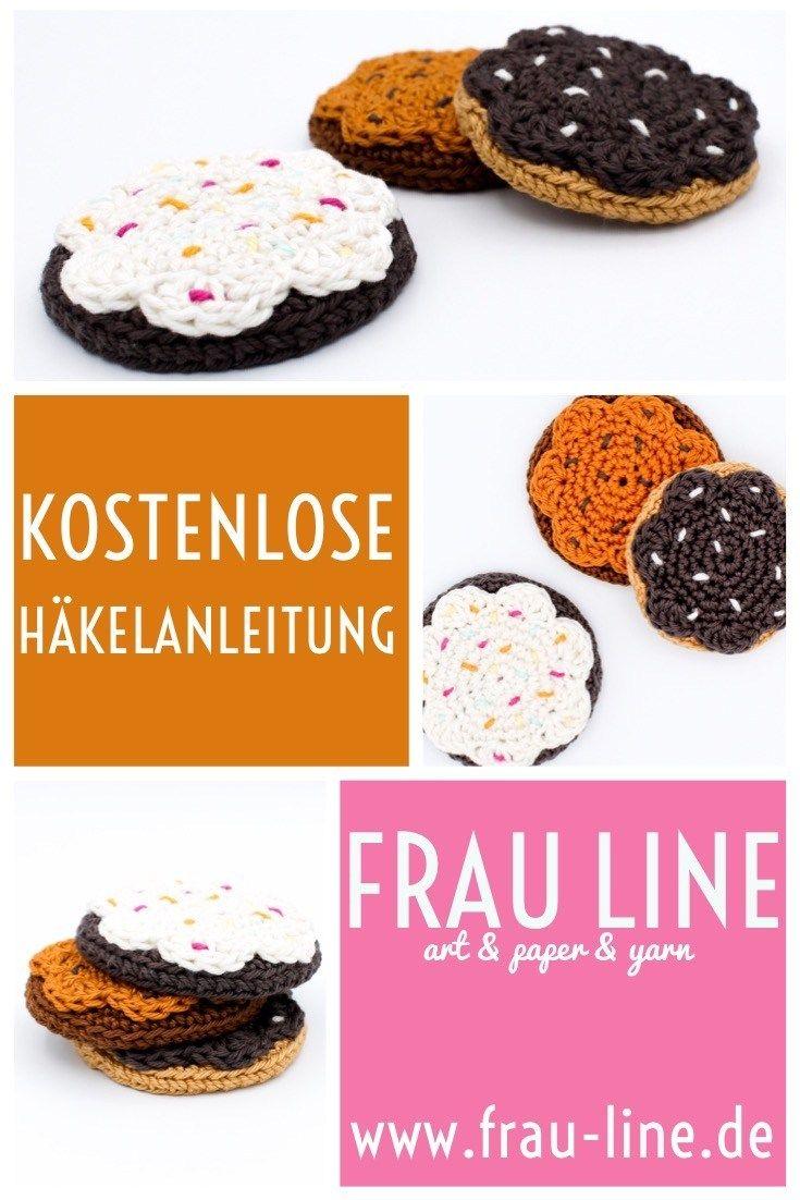 Photo of Häkelanleitung der Woche: Kekse – Frau Linie