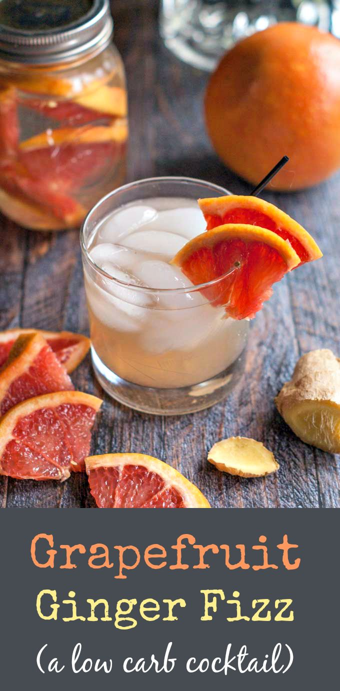 keto diet vodka and grapefruit