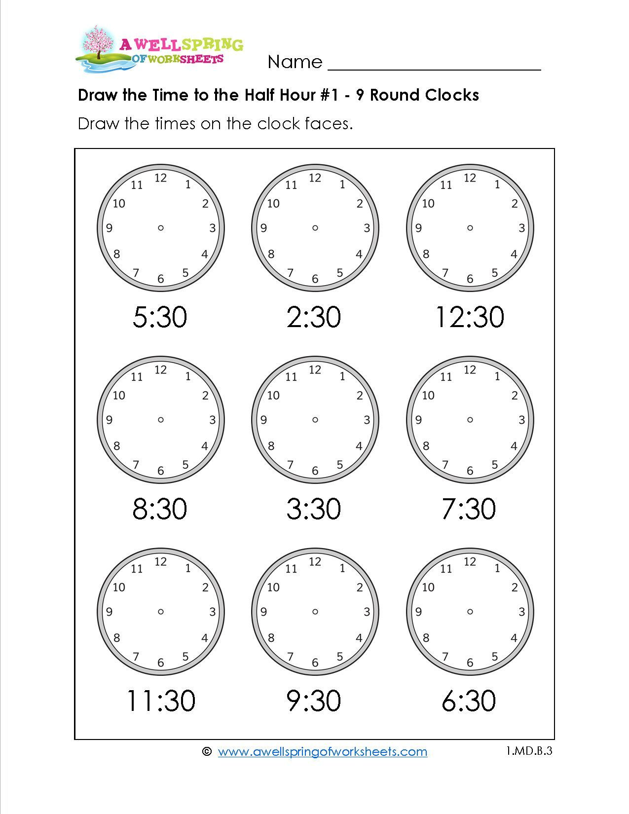 Math 5 Free Math Worksheets Second Grade 2 Telling Time Telling Time 1 Minute Draw Clock D13e6 In 2020 Time Worksheets First Grade Math Worksheets Free Math Worksheets [ 1650 x 1275 Pixel ]