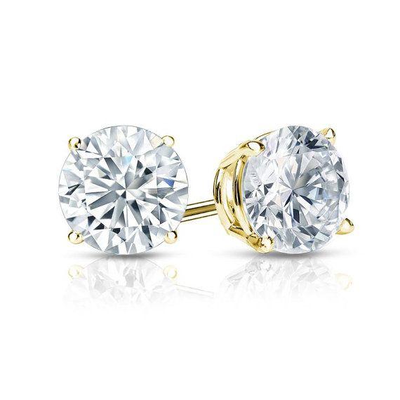 aebe69b26 Stunning Certified .80 Carat 14K Gold 100 by DiamondImpressions, $2188.80