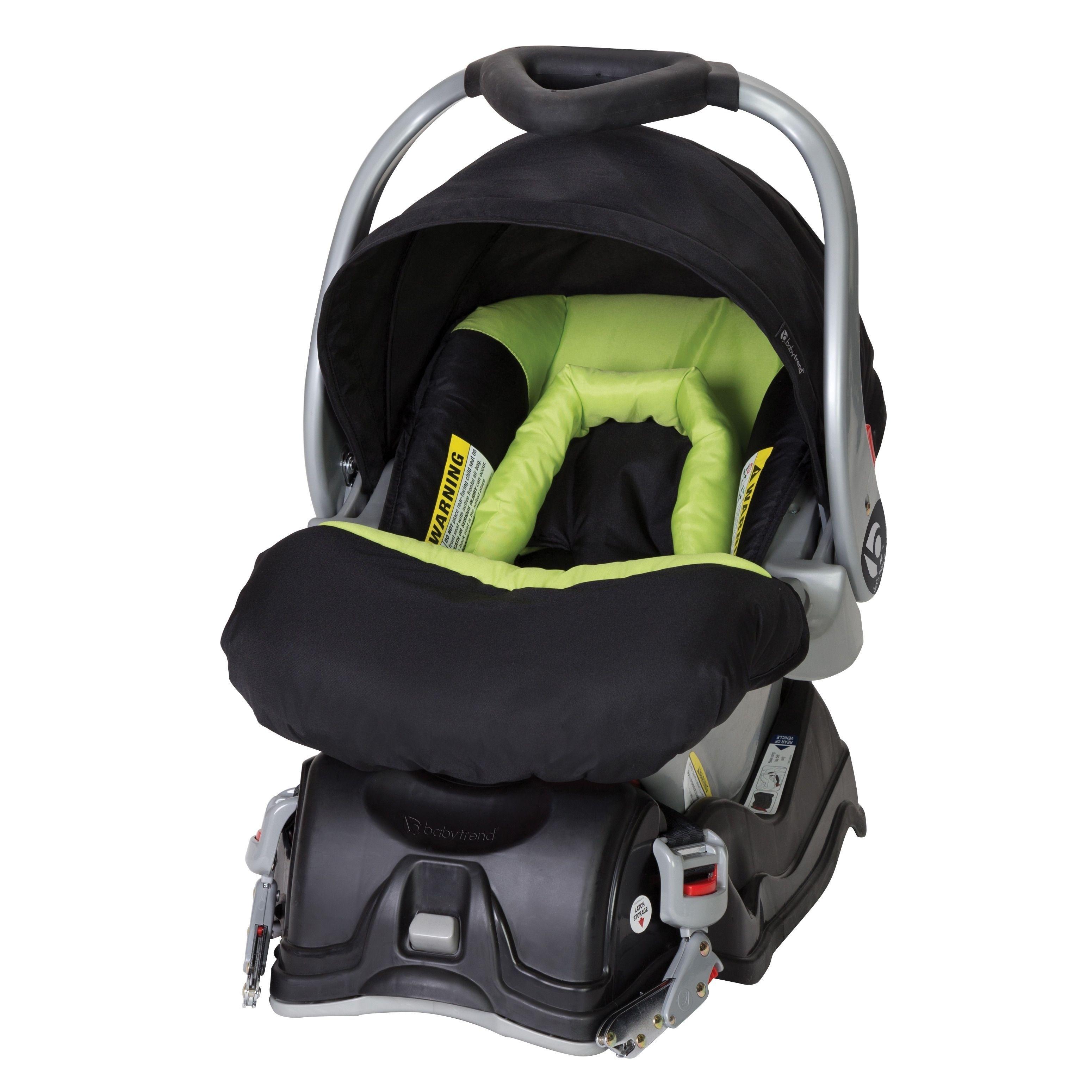 Baby Trend EZ Flec Loc Infant Car Seat,30lb,Spring | Products ...
