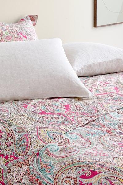 Paisley Print Bed Set View All Bedroom Home Zara United Kingdom