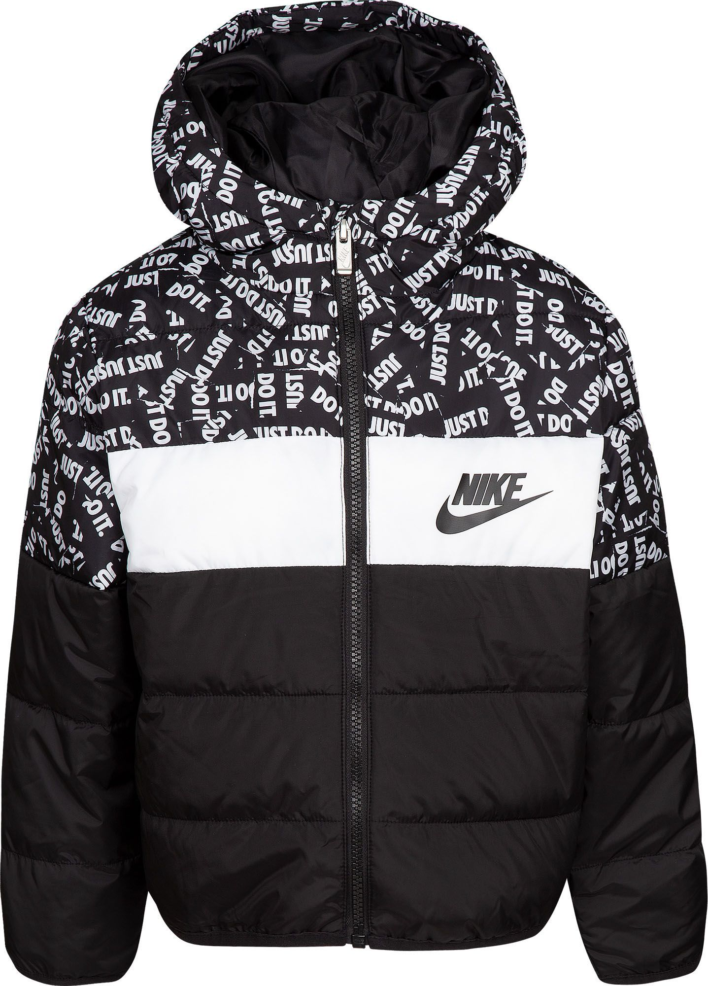 0f8d419d7ed6 Nike Little Boys  Polyfill Blocked Insulated Puffer Jacket in 2019 ...